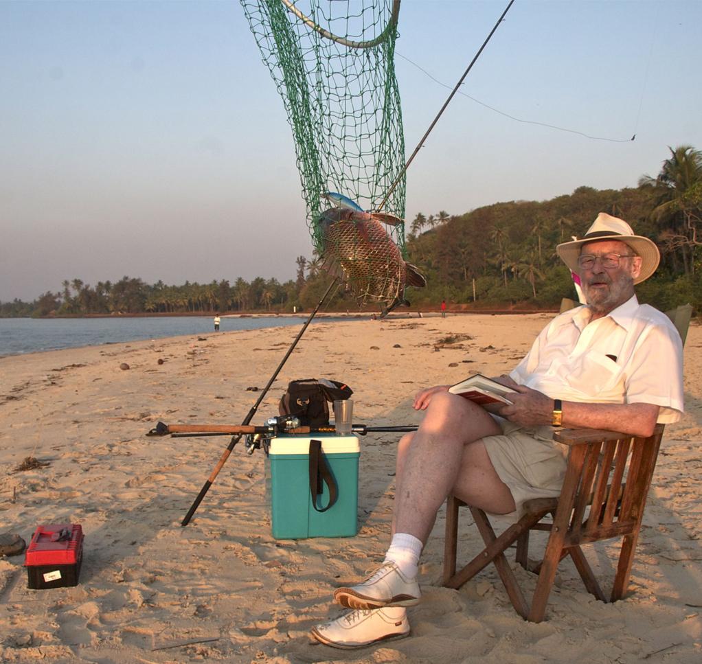 Shunya Chi experience - Fishing