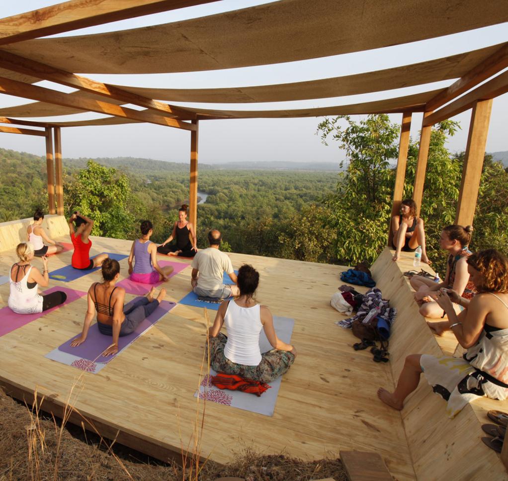 Shunya Chi experience - Yoga Retreat