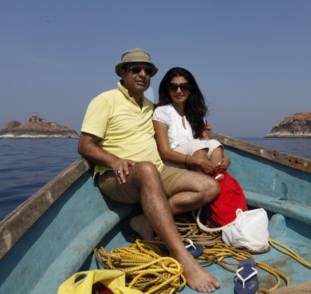Shunya Chi experience - Boat